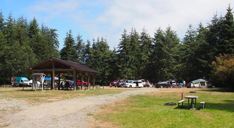 Fort Flagler State Park Campground