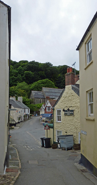 Header of cawsand