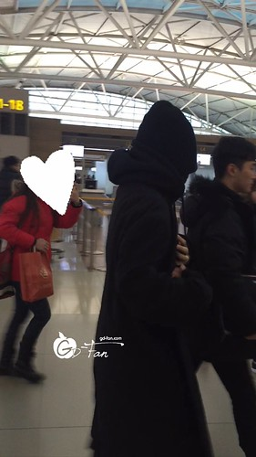 Big Bang - Incheon Airport - 27nov2015 - GD Fan - 02