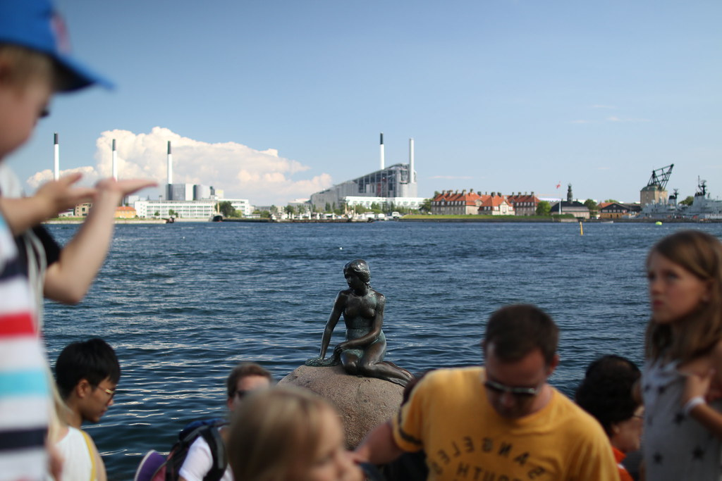 Copenhagen - The Little Mermaid