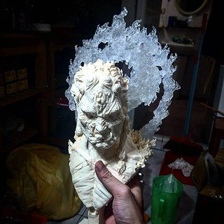 900 Sculptor Studio 玖零零原型工作室【FUDO。不動明王】八大明王首座!!