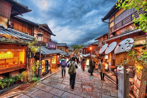 japan print kyoto photograph hdr d800 stonepath photographyprint lukezeme