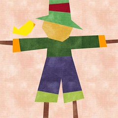 Scarecrow Surprise! sold colors