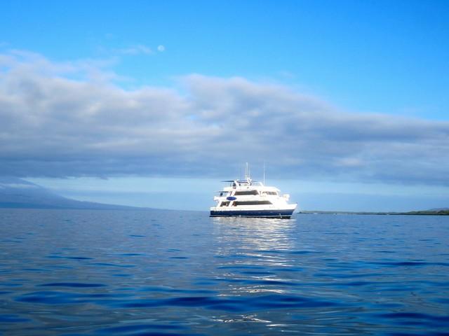 Ecoventura, luxury galapagos cruise