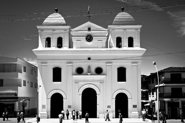 Iglesia de Nuestra Señora del Rosario de Chiquinquirá - El Santurario