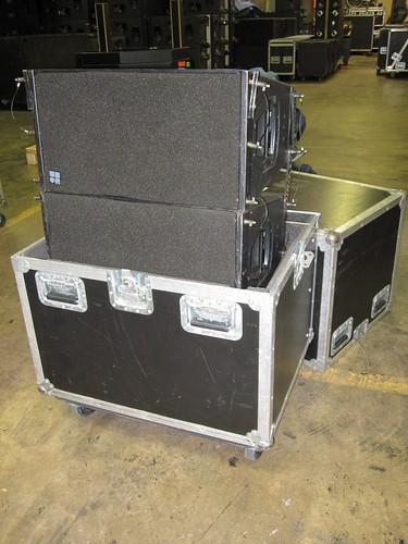 D&B Q1 SYSTEM  w/D12 Amps
