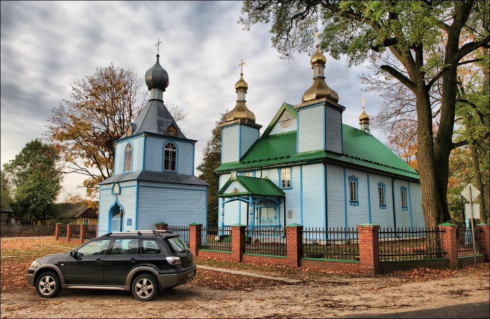 Бездеж, Троицкая церковь