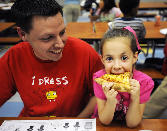 Pershing Hill hosts WATCH D.O.G.S. father initiative