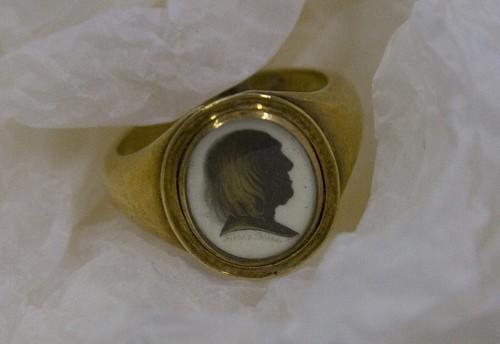 Jeremy Bentham Ring