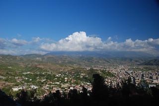Landschaft um Berat