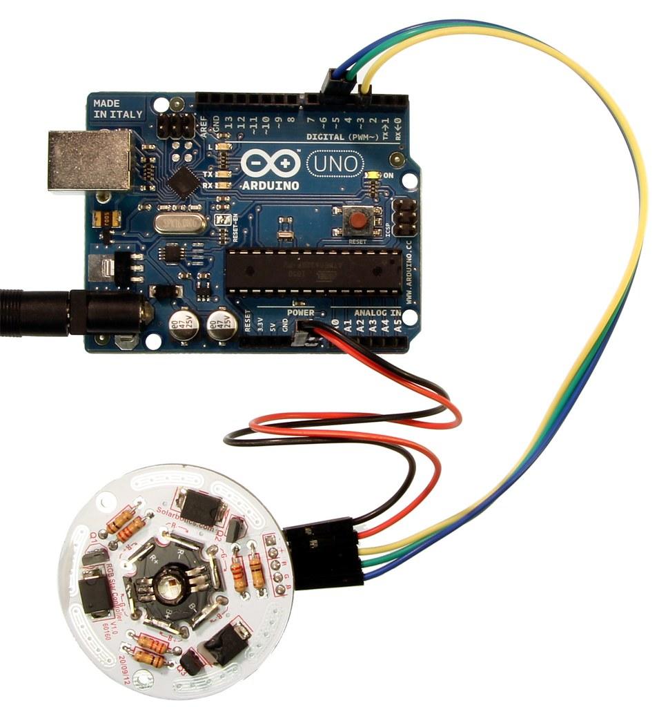 Solarbotics photo