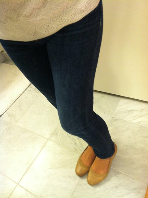 Banana Republic Abby flat, sz 7 (product no. 230422)