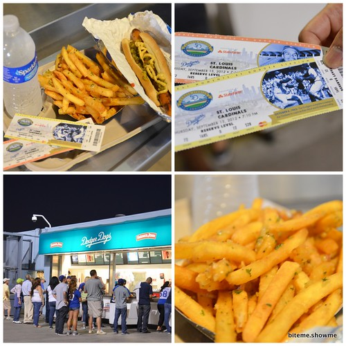 Dodger Stadium - Dodger Dogs