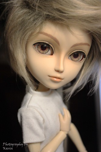 my lovely Ethan (Taeyang MJ custom)