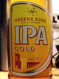 Greene King, IPA Gold, England