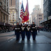 Marines march in New York Veterans Day Parade, Nov. 11, 2012