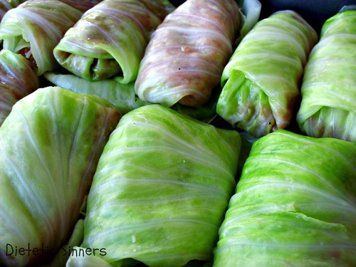 Cabbage Rolls (12)