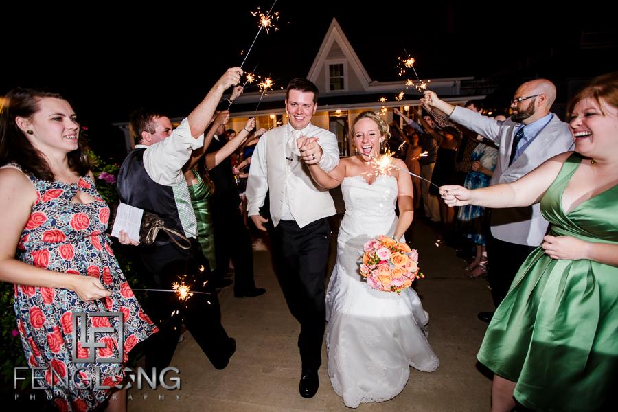 Becky & Chris' Wedding   Thompson House Gardens   Athens Wedding Photographer
