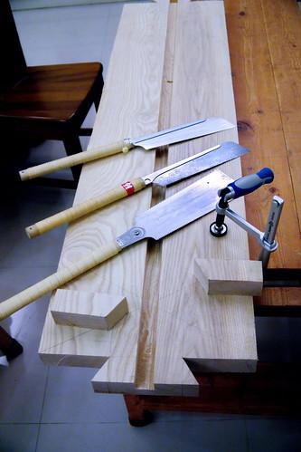木工 板凳 20121113_5