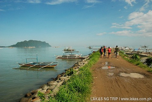 Port of Quezon, Palawan