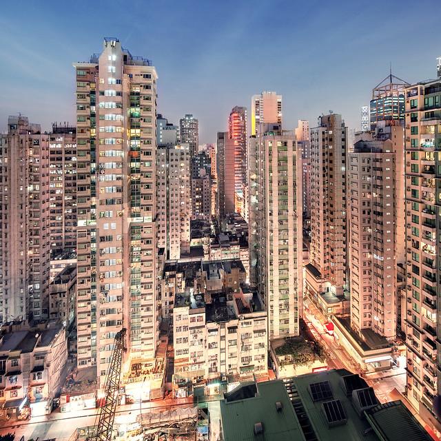 Hong Kong - Sai Ying Pun