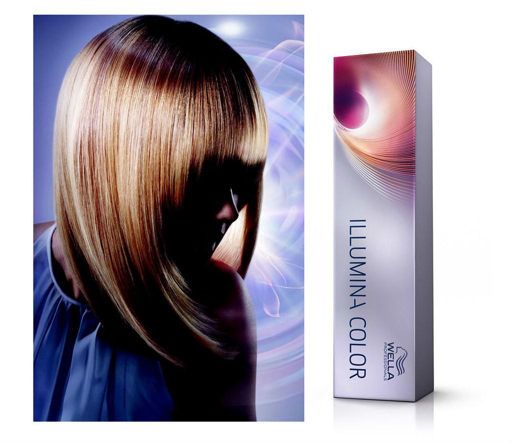 Wella Illumina Color Professional Hair Dye News Beautyalmanac