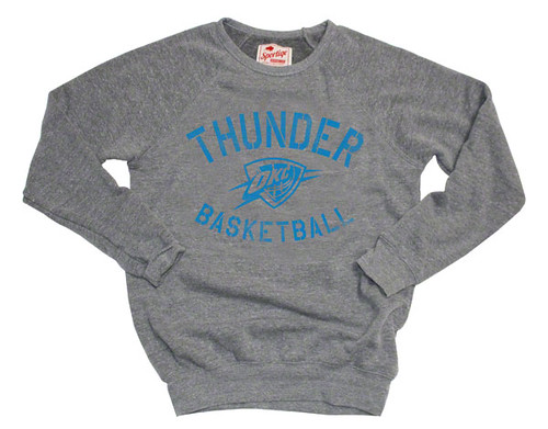 OKC Thunder BUTLER Sweatshirt By Sportiqe Apparel
