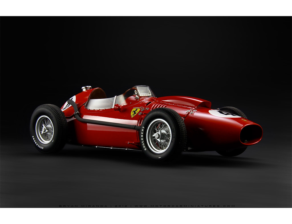 diecast car forums exoto xs 1958 ferrari tipo 246 f1 hawthorn at reims diecast zone. Black Bedroom Furniture Sets. Home Design Ideas