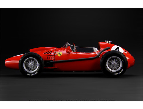 "Ferrari 1958 Tipo 246 F1 ""Hawthorn"" French Grand Prix - Reims-Gueux"
