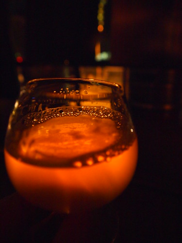 Curieux by candlelight