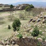 Monte Alban Vista - Oaxaca, Mexico