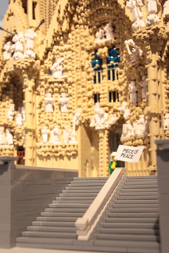 Temple Expiatori de la Sagrada サクラダファミリア