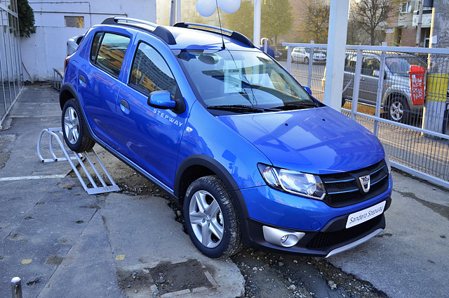dacia stepway 2014 renault badge autos post. Black Bedroom Furniture Sets. Home Design Ideas