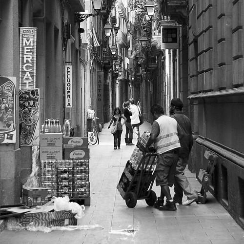[ Una manera de ver en blanco y negro ] by JoanOtazu