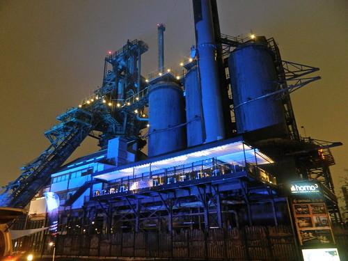 Horno 3 Museum of Steel in Monterrey, Nuevo Leon, Mexico