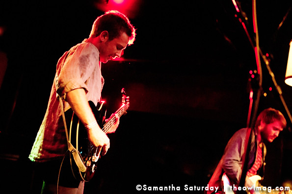 The Dead Ships @ The Echo, LA 11/08/2012