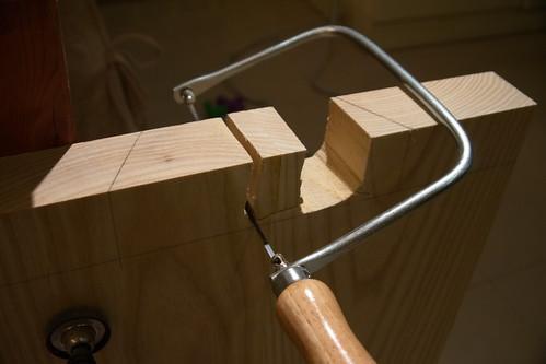 木工 板凳 20121117_1
