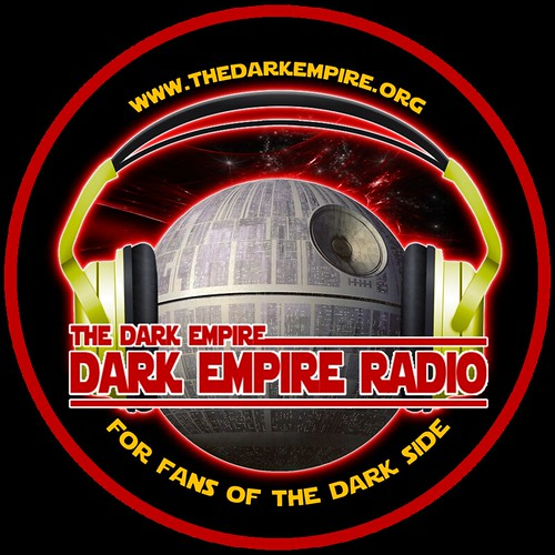 Dark Empire Radio main podcast logo