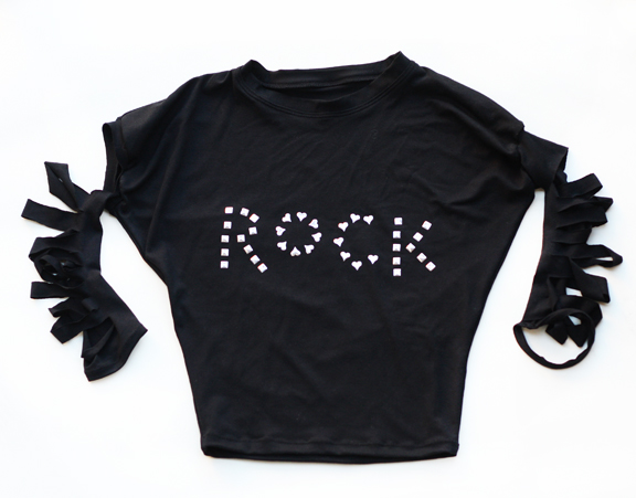 rock tee shirt