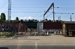 Krasnodar - Des vélos comme aux Pays Bas ^^