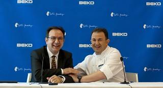 Berasategui, nueva imagen de Beko.