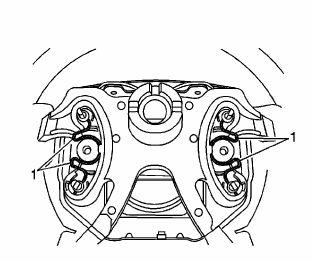 59413 Steering Wheel Air Bag Removal Help