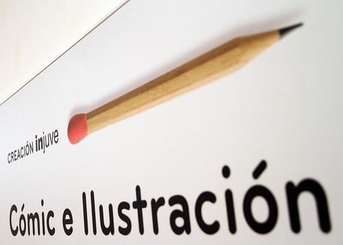 PREMIOS INJUVE 2011 DE ILUSTRACIÓN, CÓMIC Y VIDEOCREACIÓN EN EL ALBÉITAR - LEÓN by juanluisgx