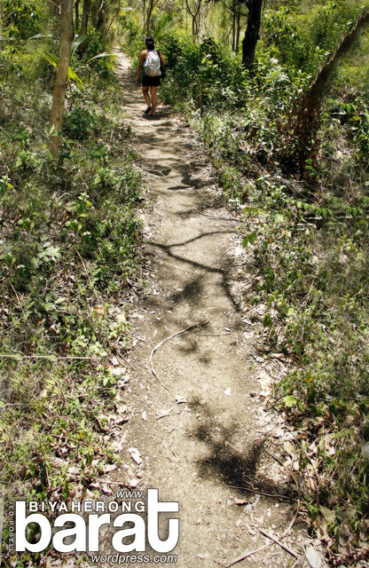 hike to putingbuhangin kwebang lampas pagbilao quezon