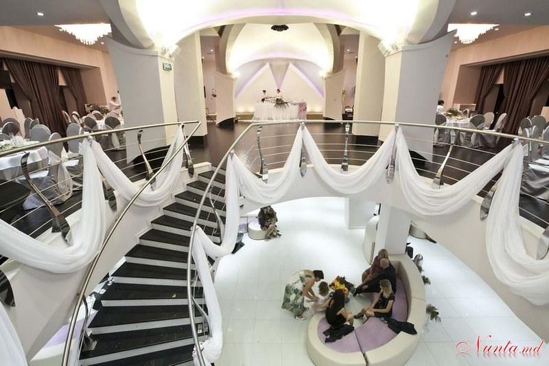 """Банкетный зал """"Sydney"""", самый новый и стильный в Оргееве"""