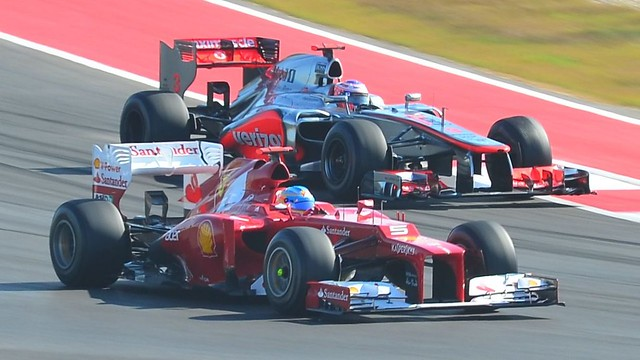 Formula 1 in Austin, Texas
