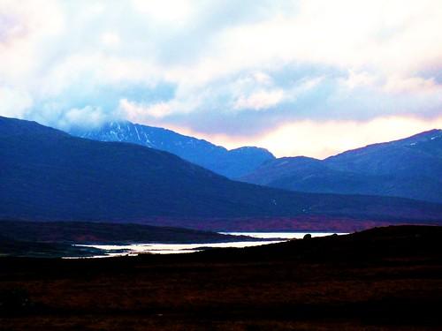 Rannoch Moor Landscape