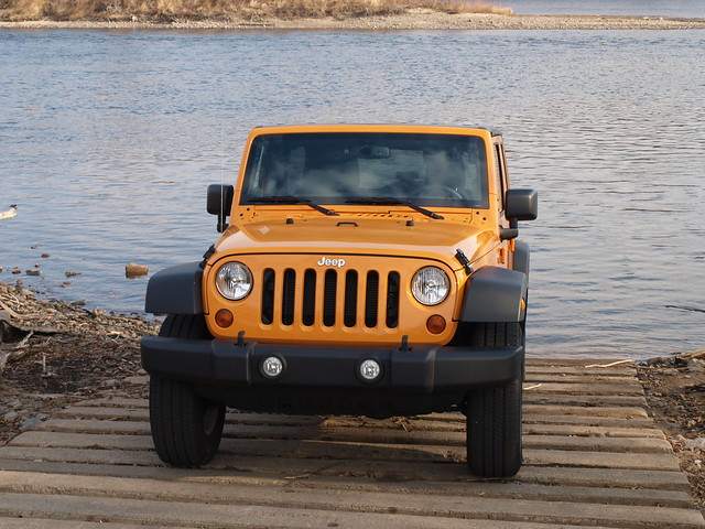 Thanksgiving Adventures in the Jeep Wrangler Unlimited 5