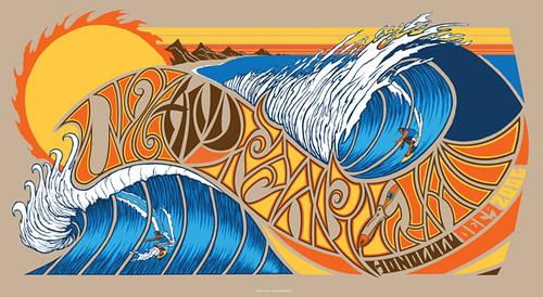 U2 Vertigo Hawaii poster