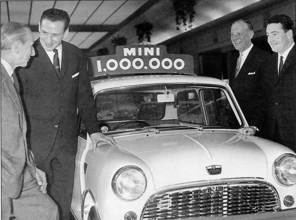 1,000,000th MINI